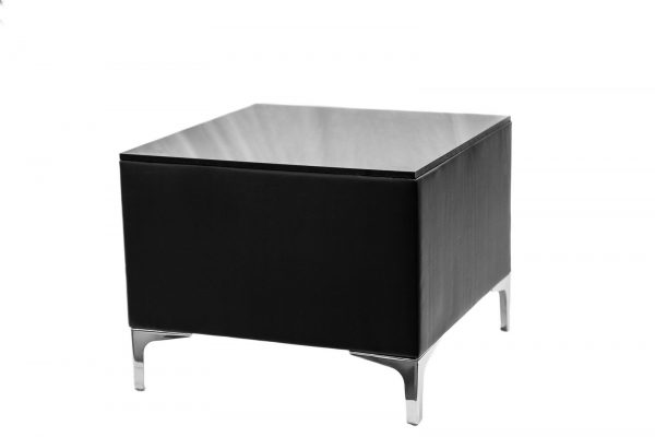 Black - Low - Coctail Table