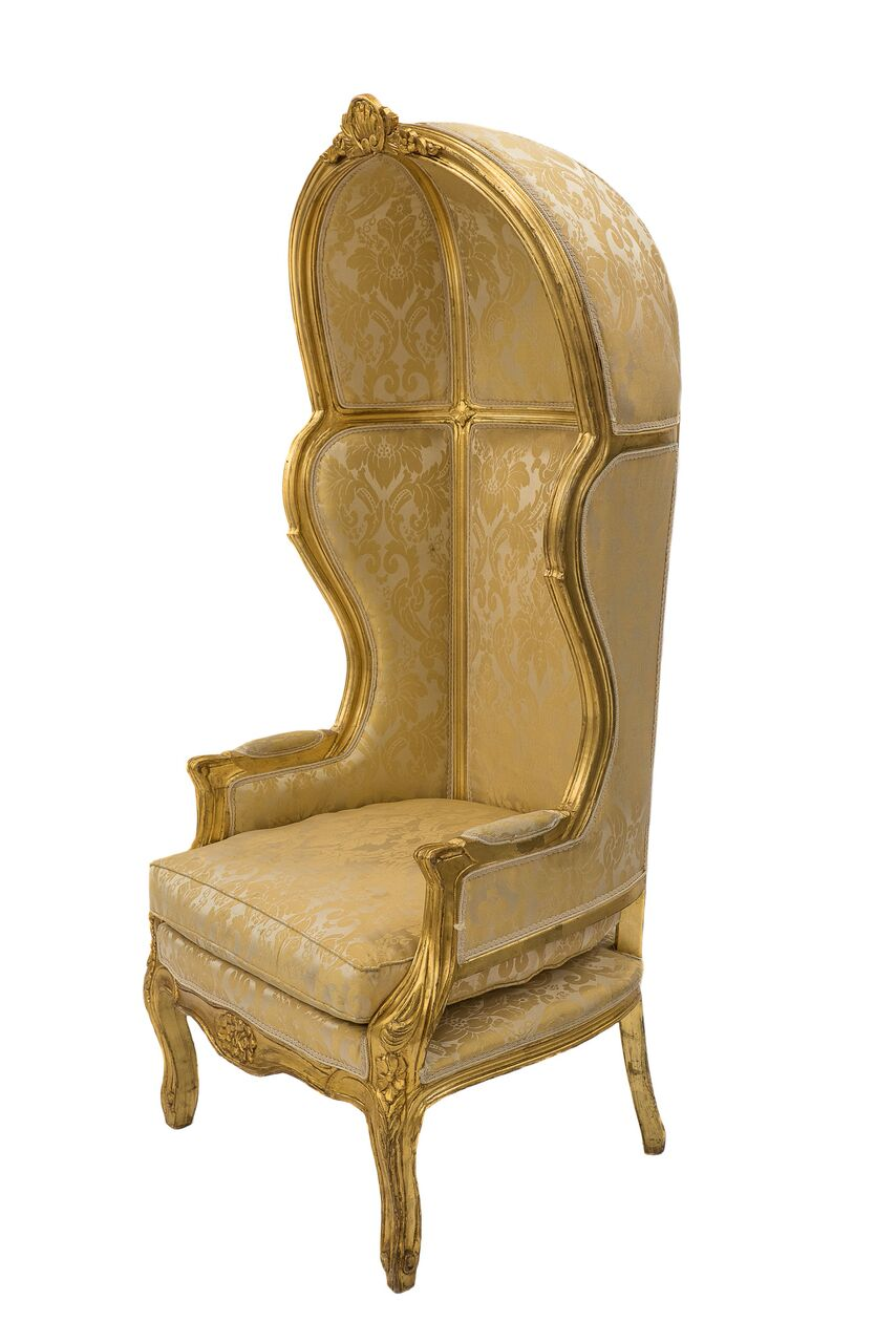 Gold Porter Chair