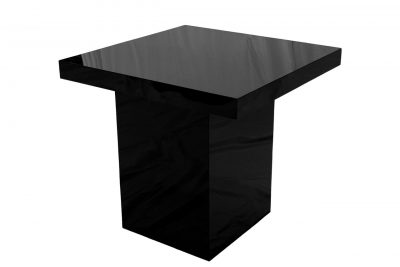 Small Black Table