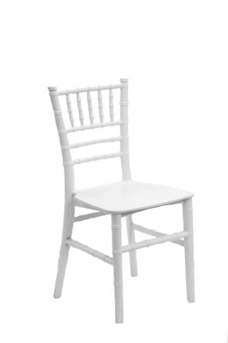 White Kids Chair